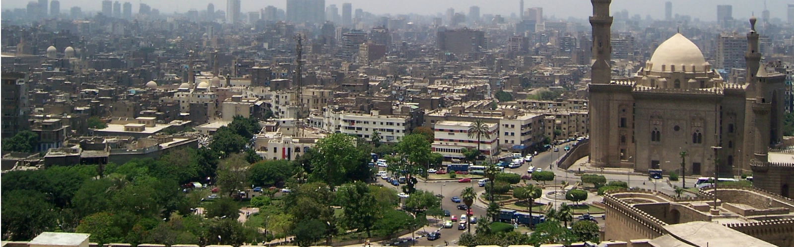 Vakantie naar Caïro Woestijn of stad?