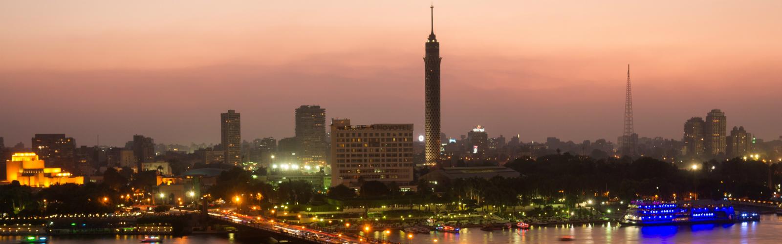 Hotels in het prachtige Caïro